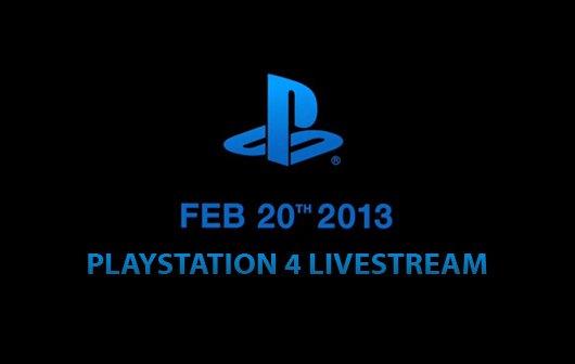 PS4 Enthüllung im Live-Stream: Sony Keynote zur neuen Playstation 4 hier live verfolgen
