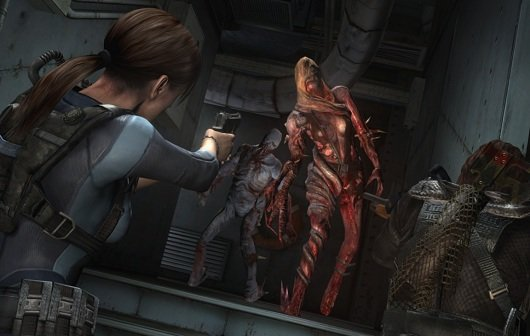 Resident Evil Revelations: Evil is On Board Trailer veröffentlicht