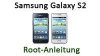 Samsung Galaxy S2 rooten – Schritt-für-Schritt Anleitung mit Video