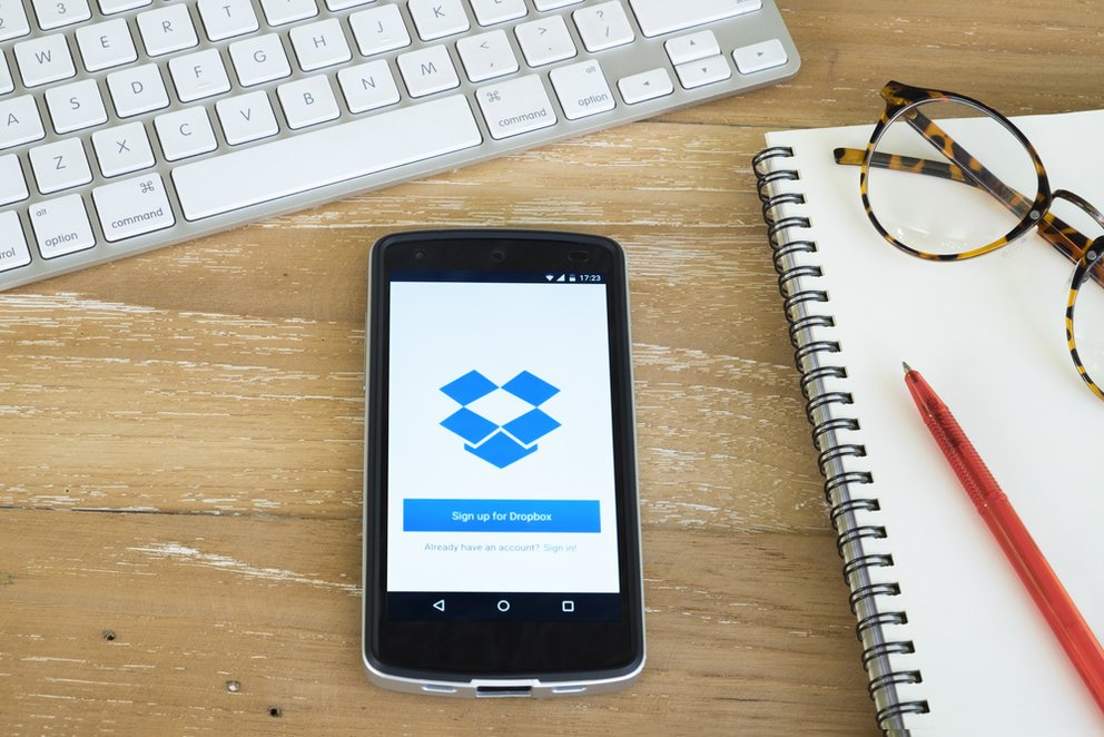 Dropbox Mac Android