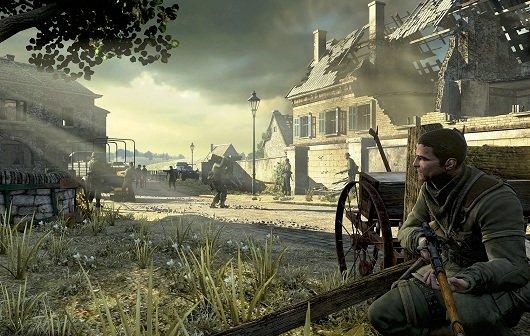 Sniper Elite V2: Saint Pierre DLC schickt euch nach Frankreich