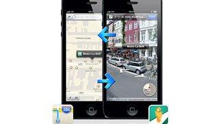 Street View: App bringt Straßenansicht in Apple Maps