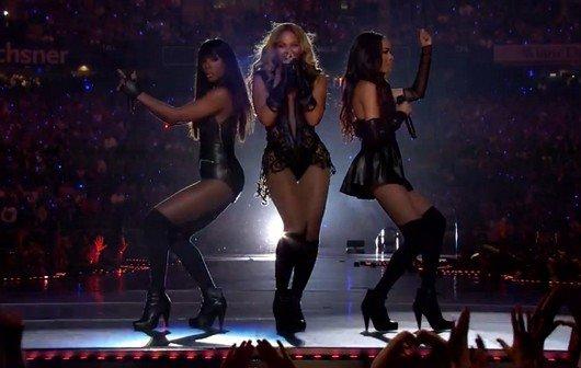 Super Bowl Halftime Show 2013: Beyoncé und Destiny's-Child-Reunion im Video