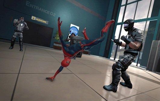 The Amazing Spider-Man: Kommt am 5. März für die Wii U