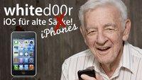 whited00r 6 auf iPhone 3G und Co: Alternative zum Jailbreak angetestet