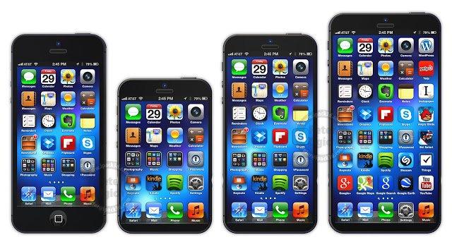 iPhone 6 Designkonzept