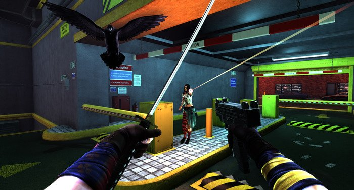 All Points Bulletin - Vendetta: Kickstarter für Shoot & Slash FPS gestartet