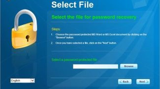 FREE Word and Excel password recovery Wizard