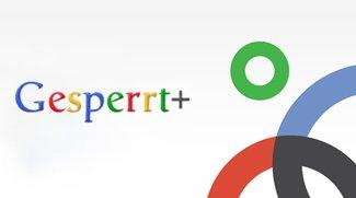Google Account wurde deaktiviert - In diesem Fall zu Unrecht geschehen