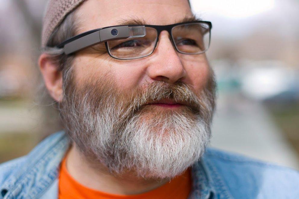 Google Glass: Zielscheibe für April-Scherze