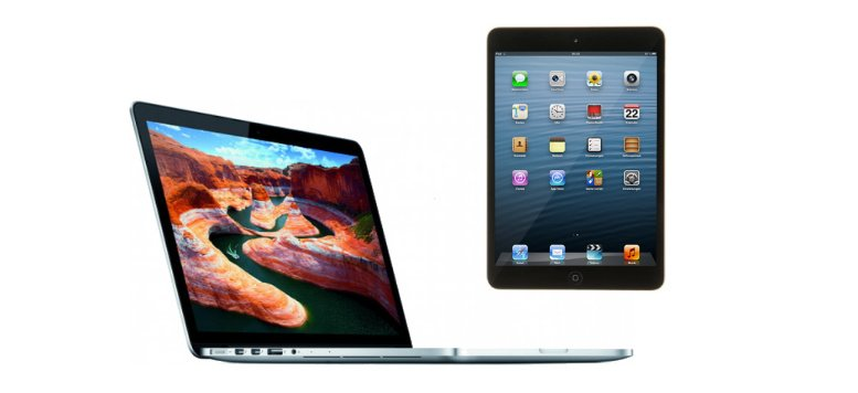 "Osterrabatte: iPad mini Wi-Fi 32 GB und MacBook Pro 13"" 2,6 GHz"