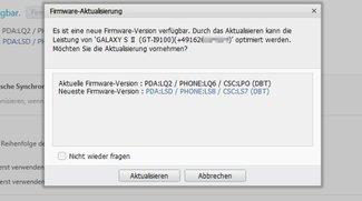 Jelly Bean für das Samsung Galaxy S2 landet in Deutschland