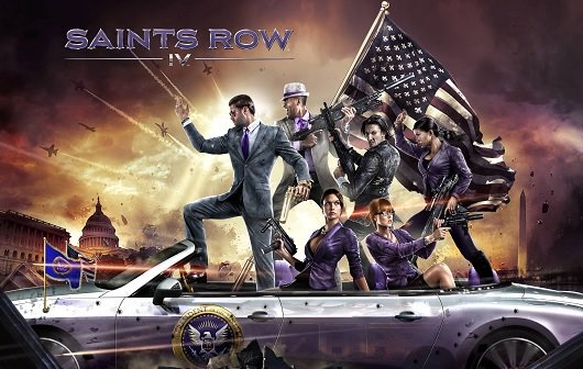 Saints Row 4: Volition fürchtet sich nicht vor GTA 5 Release