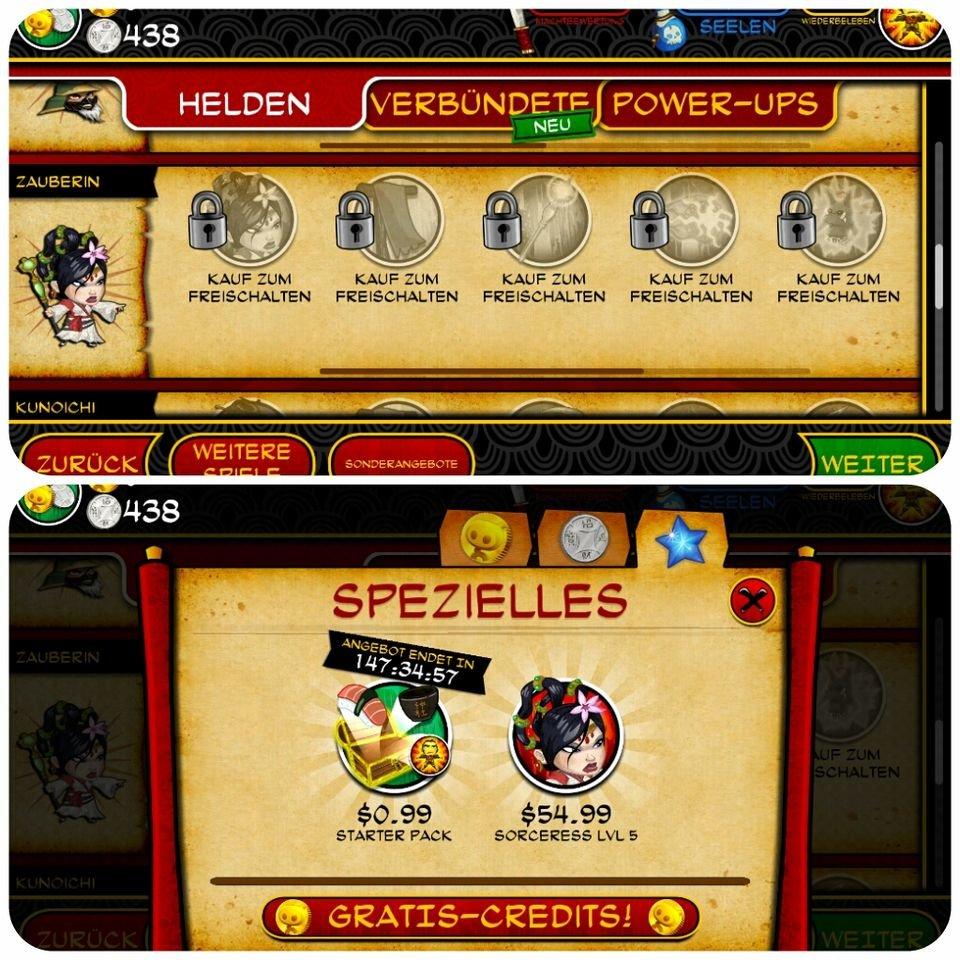 Samurai vs. Zombies Defense 2 Zauberin kaufen