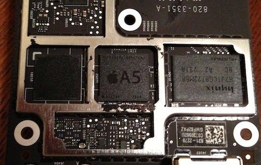 Apple TV: Kleinerer A5 ist 32-Nanometer-Chip mit nur einem Kern