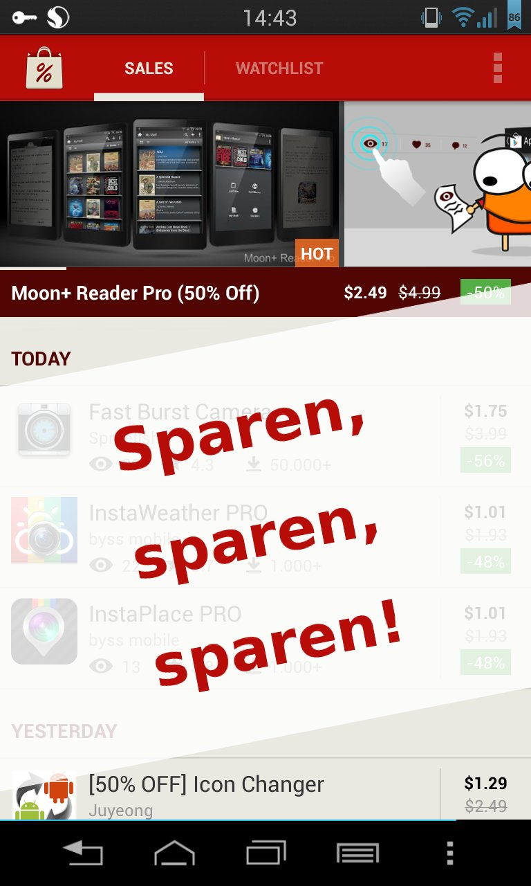 Play Store: Sonic und weitere Spiele im Angebot