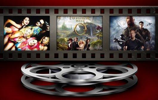 Alle Filmstarts im März - heute neu im Kino: Die Croods, Spring Breakers...
