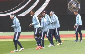 Deutschland - Kasachstan im Live-Stream: Der nächste Schritt zur Fußball-WM in Brasilien