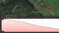 Google Earth: Höhenprofil und Höhenlinien – so geht's