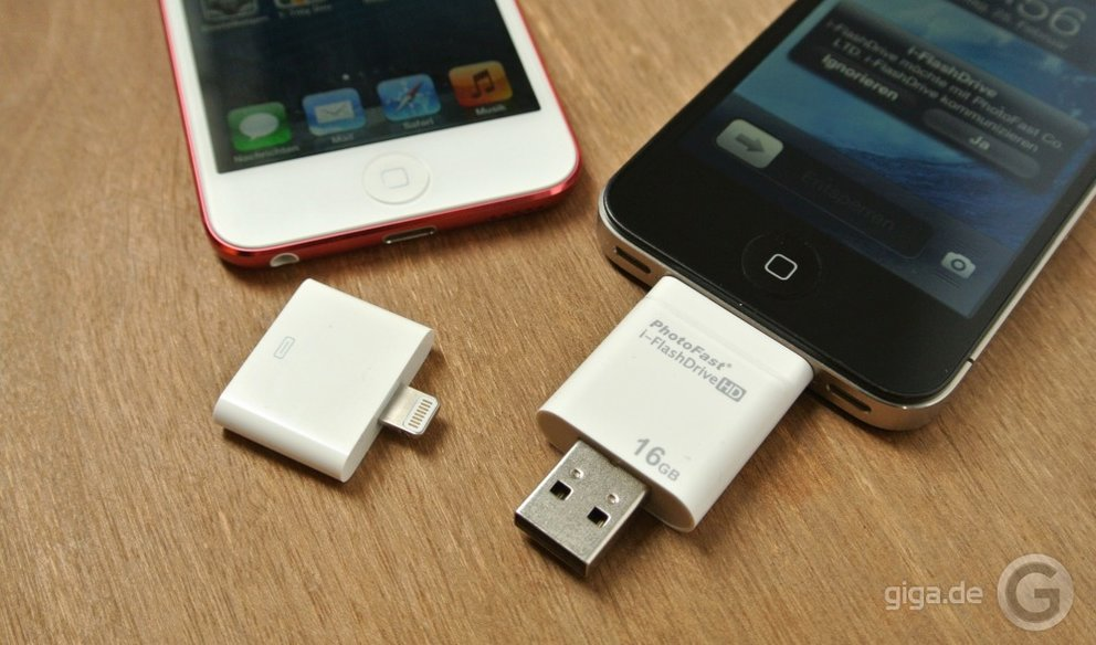 iOS 7 verbessert Leistung des iPhone-Anschlusses um 20 Prozent