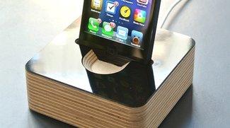 Docking-Station für iPhone 5 von germanmade.