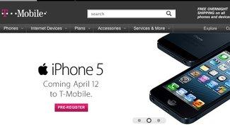 T-Mobile USA: iPhone-Verkauf startet am 12.04. mit modifiziertem Modell