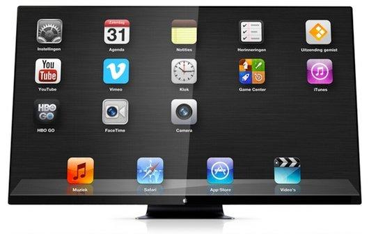Apple-Fernseher: Apple plant angeblich Ultra-HD-/4K-Auflösung