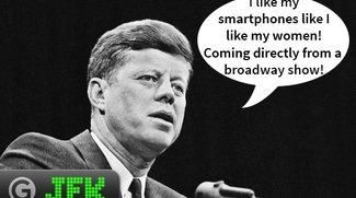 JFK: Samsung Galaxy S4, HTC One und der Google-Fail