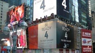 LG macht sich recht dreist Samsung Galaxy S4 Werbung zunutze