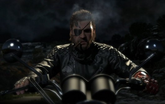 The Phantom Pain als Metal Gear Solid V bestätigt