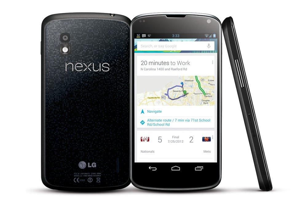 Nexus 4: 16GB-Variante heute für 329€ bei Saturn