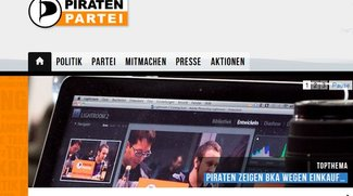 Piraten zeigen Bundeskriminalamt wegen neuem Spionage-Trojaner an