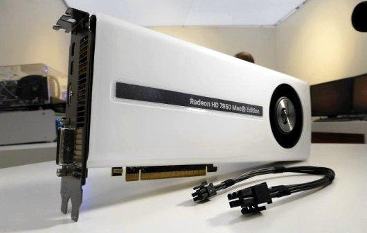Mac Pro: Radeon HD 7950 Mac Edition auf der CeBIT angekündigt