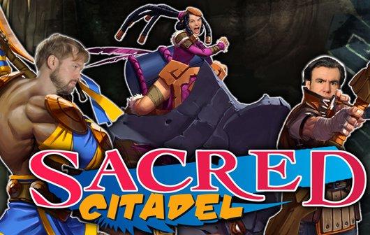 Sacred Citadel - GIGA Gameplay
