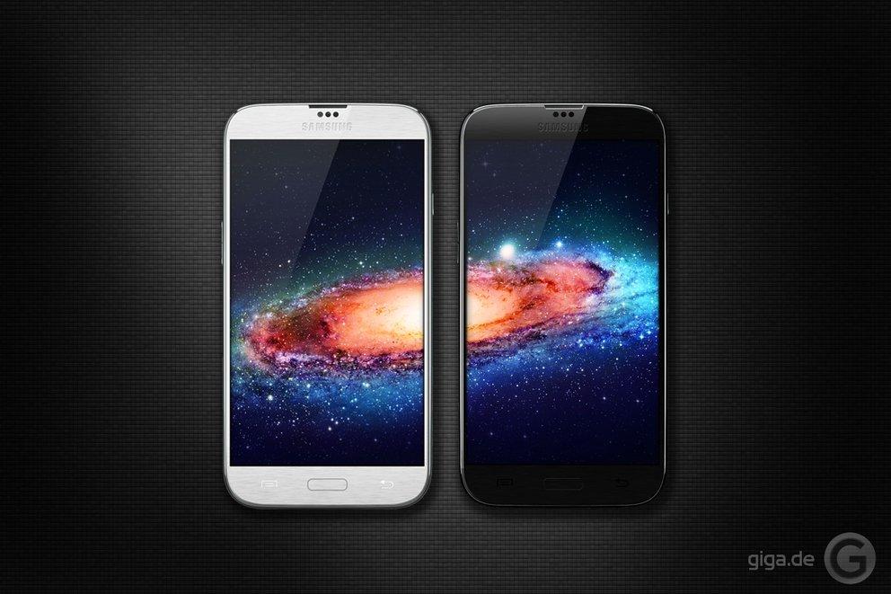 Floating Touch und Green Pholed - Samsung spielt mit dem SGS4 Display