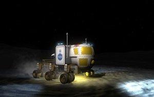 Shackleton Crater: Kickstarter-Game schickt euch auf den Mond
