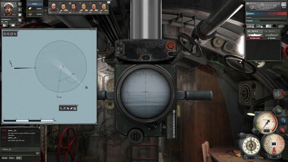 Silent Hunter Online: Closed Beta ist gestartet