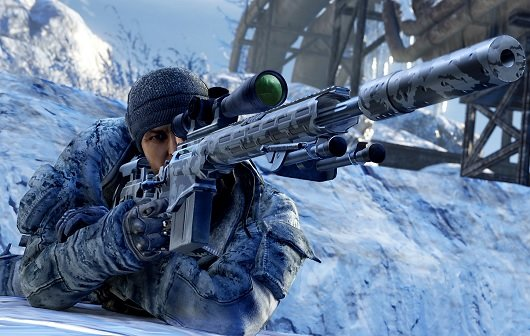 Sniper - Ghost Warrior 2: Siberian Strike DLC ab heute verfügbar