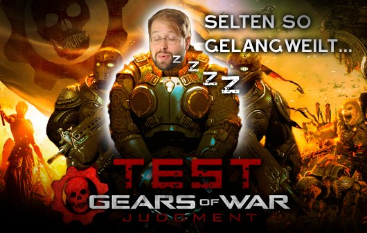 Gears of War: Judgment Test – Selten so gelangweilt