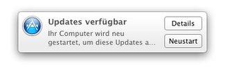Software-Updates von Apple: Safari, iPhoto, Aperture, Druckertreiber
