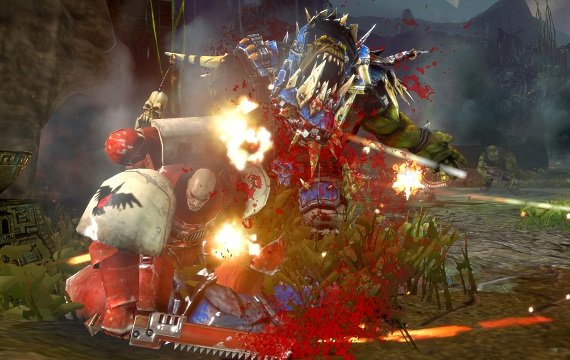 Relic: Hat Interesse an einem Dawn of War 3