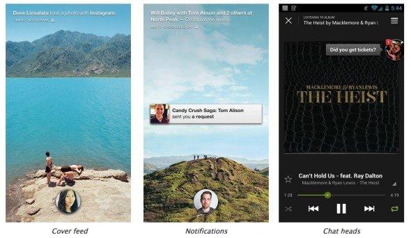 Facebook Home: Facebook spricht angeblich mit Apple über iOS-Version
