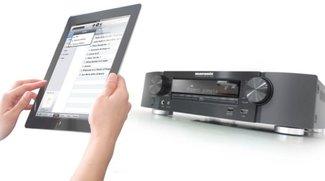 Neue Marantz- und Denon-Receiver mit AirPlay und App-Steuerung