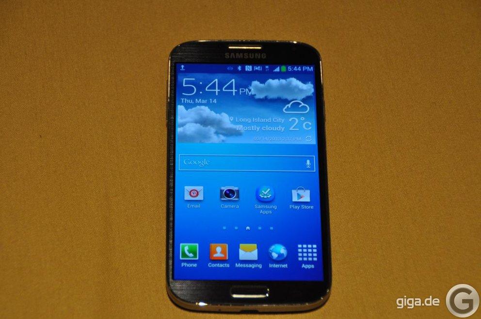 Galaxy S4: Neuer Werbespot und Stellungnahme zum Speicherplatz