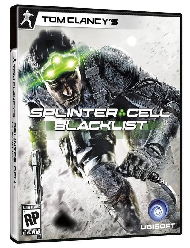 Splinter Cell Blacklist: Boxart enthüllt