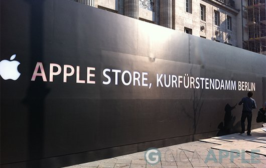 Apple Store Berlin: Jetzt ist es offiziell (Fotos)