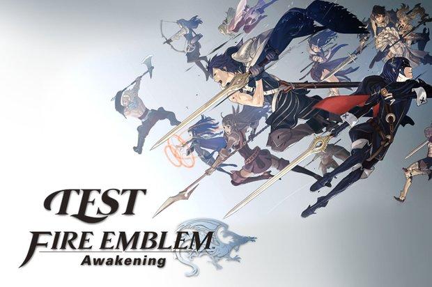Fire Emblem - Awakening Test: Pflichtkauf für 3DS-Strategen!