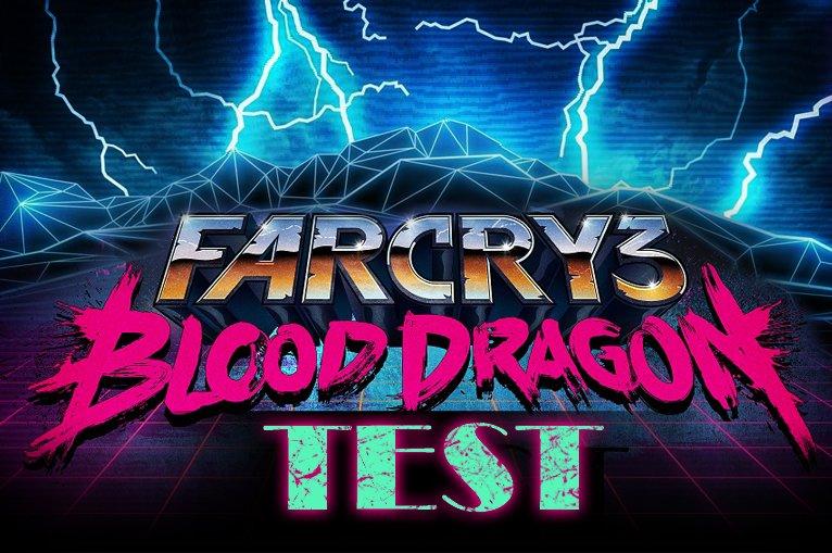 Far Cry 3 Blood Dragon Video-Test & Gewinnspiel: Im besten Sinne albern
