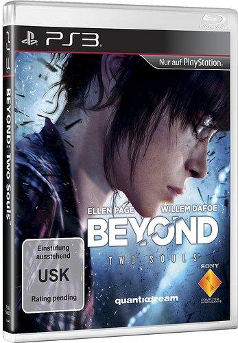 Beyond - Two Souls: Finales Boxart enthüllt