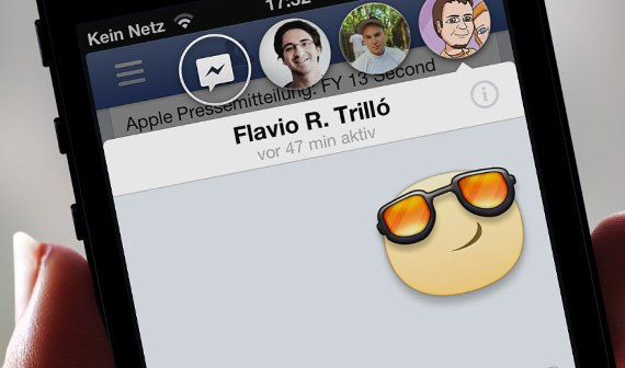 Facebook Chat Heads: Systemweit für iOS dank Jailbreak-Tweak